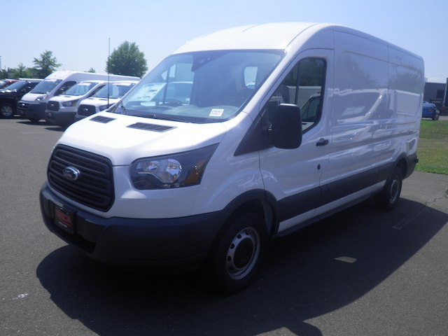 2018 Transit 250 Med Roof 4x2,  Ranger Design Upfitted Cargo Van #G4540 - photo 4