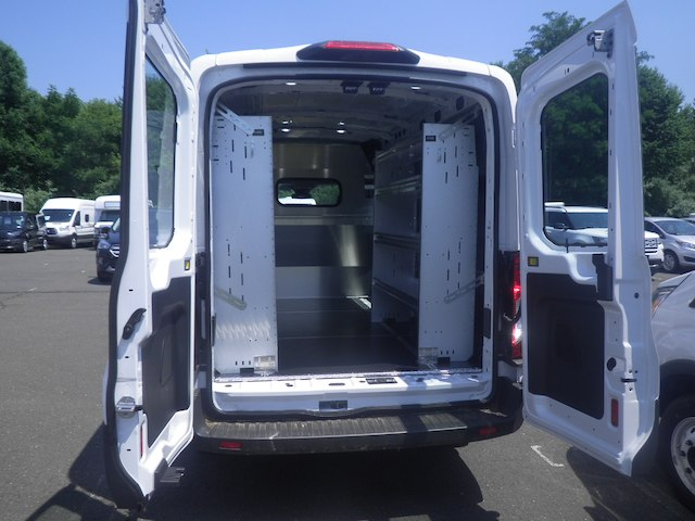 2018 Transit 250 Med Roof 4x2,  Upfitted Cargo Van #G4540 - photo 2