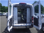 2018 Transit 250 Med Roof 4x2,  Upfitted Cargo Van #G4540 - photo 1