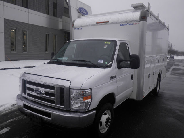 2018 E-450, Dejana Truck & Utility Equipment Service Utility Van #G4549 - photo 4