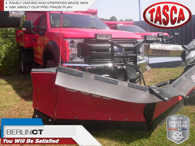 2018 F-450 Regular Cab DRW 4x4,  Rugby Eliminator LP Steel Dump Body #G4550 - photo 1