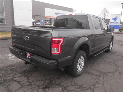 2016 F-150 SuperCrew Cab 4x4, Pickup #G4602A - photo 5