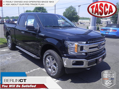 2018 F-150 Super Cab 4x4,  Pickup #G4649 - photo 1