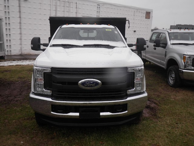 2018 F-350 Regular Cab DRW 4x4,  Rugby Dump Body #G4662 - photo 4