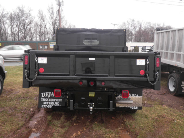 2018 F-350 Regular Cab DRW 4x4,  Rugby Dump Body #G4662 - photo 5