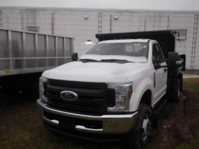 2018 F-350 Regular Cab DRW 4x4,  Rugby Dump Body #G4662 - photo 20