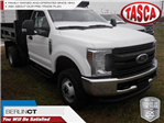 2018 F-350 Regular Cab DRW 4x4,  Rugby Dump Body #G4662 - photo 1