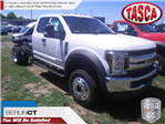 2018 F-550 Super Cab DRW 4x4,  Cab Chassis #G4697 - photo 1