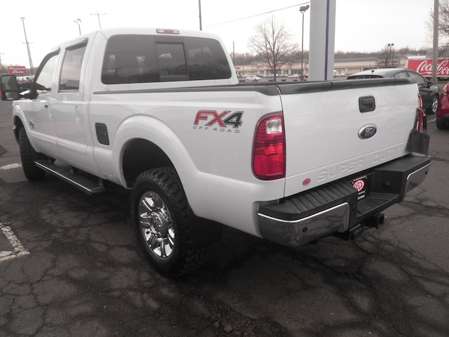 2012 F-350 Crew Cab 4x4, Pickup #G4725A - photo 2
