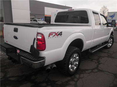 2012 F-350 Crew Cab 4x4, Pickup #G4725A - photo 5
