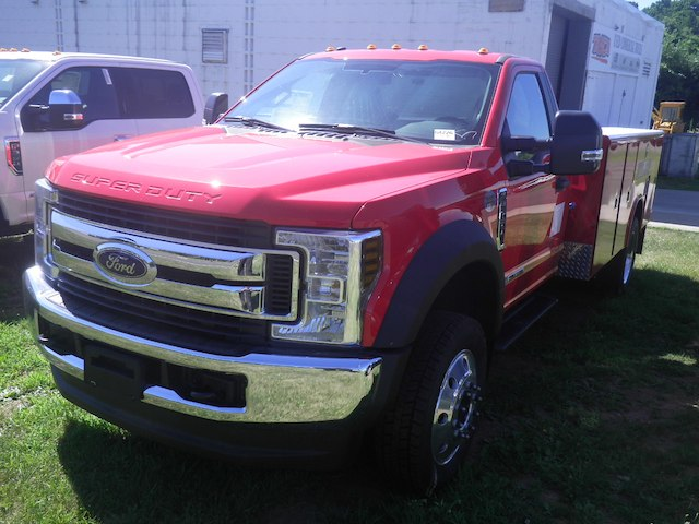 2018 F-450 Regular Cab DRW 4x4,  Reading Service Body #G4726 - photo 4