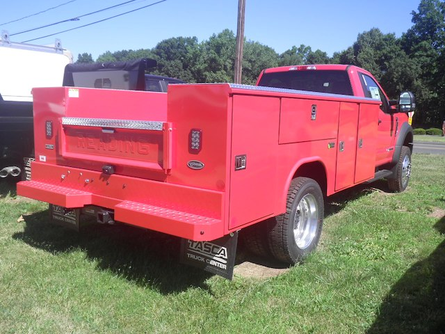 2018 F-450 Regular Cab DRW 4x4,  Reading Service Body #G4726 - photo 2
