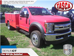 2018 F-450 Regular Cab DRW 4x4,  Reading Service Body #G4726 - photo 1
