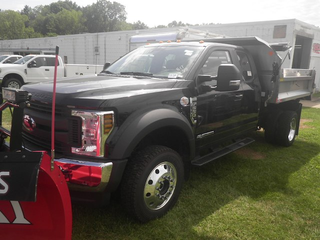 2018 F-550 Super Cab DRW 4x4,  Monroe Dump Body #G4758 - photo 6