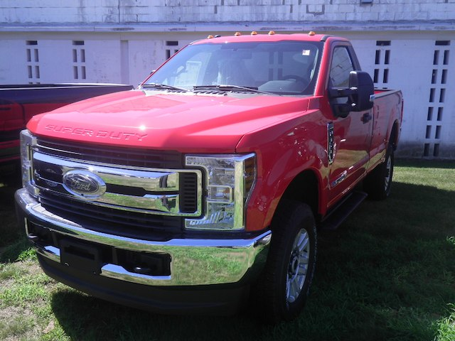 2018 F-350 Regular Cab 4x4,  Pickup #G4774 - photo 4