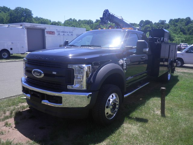 2018 F-550 Super Cab DRW 4x4,  Knapheide Mechanics Body #G4818 - photo 4