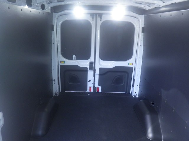 2018 Transit 250 Med Roof 4x2,  Empty Cargo Van #G4820 - photo 2