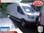 2018 Transit 250 Med Roof 4x2,  Empty Cargo Van #G4820 - photo 1
