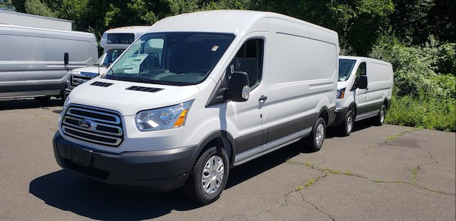 2018 Transit 250 Med Roof 4x2,  Empty Cargo Van #G4833 - photo 4