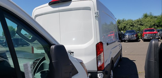 2018 Transit 250 Med Roof 4x2,  Empty Cargo Van #G4833 - photo 6