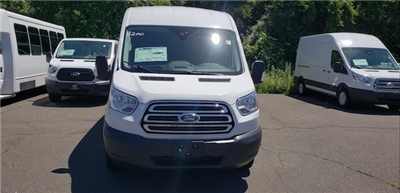 2018 Transit 250 Med Roof 4x2,  Empty Cargo Van #G4833 - photo 3