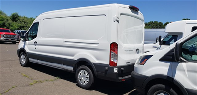 2018 Transit 250 Med Roof 4x2,  Empty Cargo Van #G4833 - photo 5
