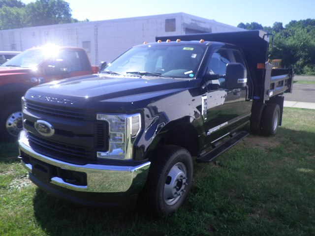 2018 F-350 Super Cab DRW 4x4,  Dump Body #G4835 - photo 4