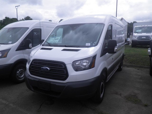 2018 Transit 250 Med Roof 4x2,  Upfitted Cargo Van #G4859 - photo 4