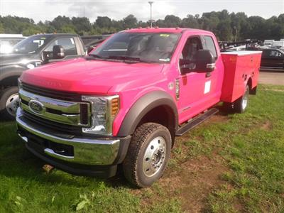 2018 F-450 Super Cab DRW 4x4,  Service Body #G4946 - photo 4