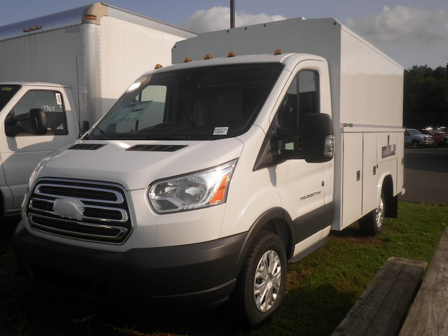 2018 Transit 350 4x2,  Reading Service Utility Van #G4978 - photo 4