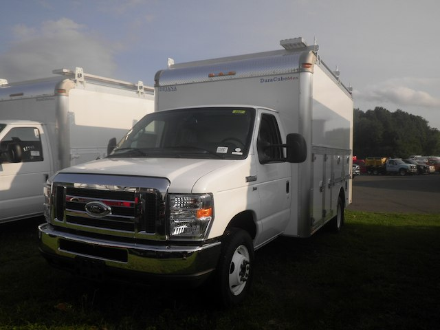 2018 E-350 4x2,  Dejana Truck & Utility Equipment Service Utility Van #G5007 - photo 4