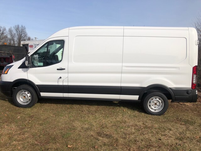 2019 Transit 250 Med Roof 4x2,  Empty Cargo Van #G5070 - photo 4