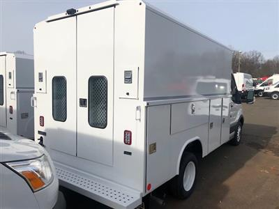 2018 Transit 350 HD DRW 4x2,  Reading Aluminum CSV Service Utility Van #G5081 - photo 2