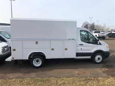 2018 Transit 350 HD DRW 4x2,  Reading Aluminum CSV Service Utility Van #G5081 - photo 5