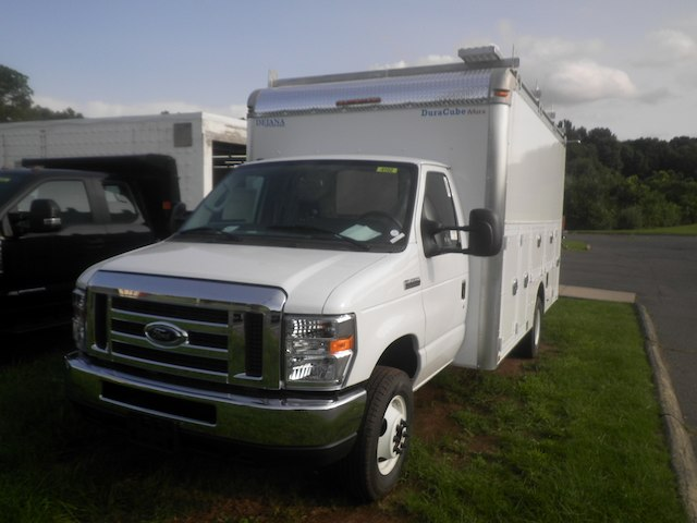 2019 E-450 4x2,  Dejana Truck & Utility Equipment Service Utility Van #G5087 - photo 4