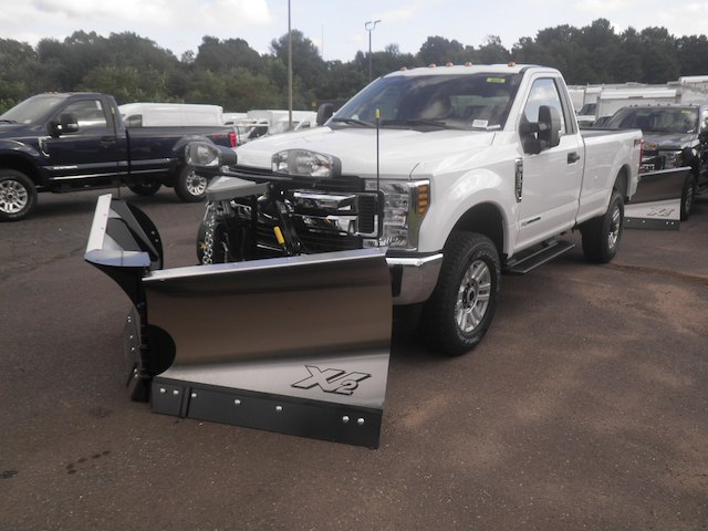 2019 F-350 Regular Cab 4x4,  Fisher Pickup #G5091 - photo 4