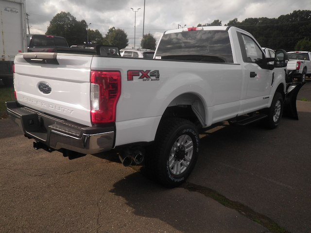 2019 F-350 Regular Cab 4x4,  Fisher Pickup #G5091 - photo 2