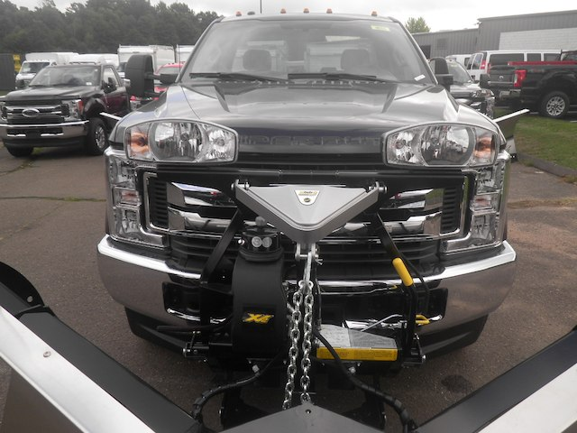 2019 F-350 Regular Cab 4x4,  Fisher Pickup #G5092 - photo 12