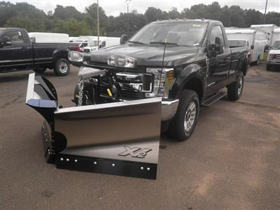 2019 F-350 Regular Cab 4x4,  Fisher Snowplow Pickup #G5092 - photo 4