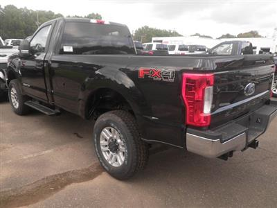 2019 F-350 Regular Cab 4x4,  Fisher Snowplow Pickup #G5092 - photo 5