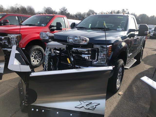 2019 F-350 Regular Cab 4x4,  Fisher Pickup #G5133 - photo 3