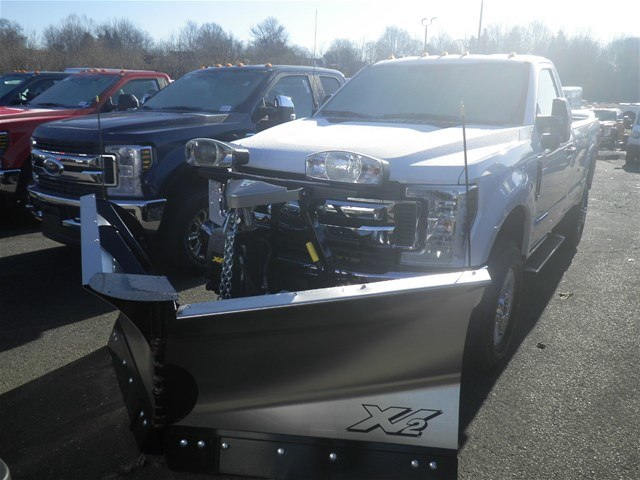 2019 F-350 Regular Cab 4x4,  Fisher Pickup #G5134 - photo 3