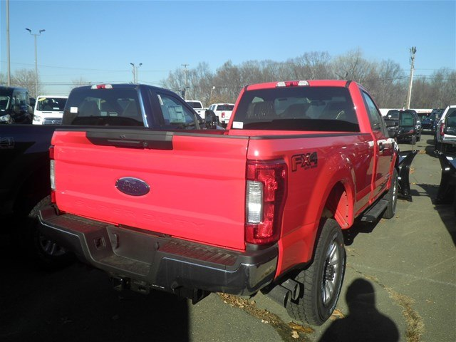 2019 F-350 Regular Cab 4x4,  Fisher Pickup #G5135 - photo 2