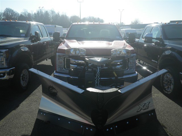 2019 F-350 Regular Cab 4x4,  Fisher Pickup #G5141 - photo 3