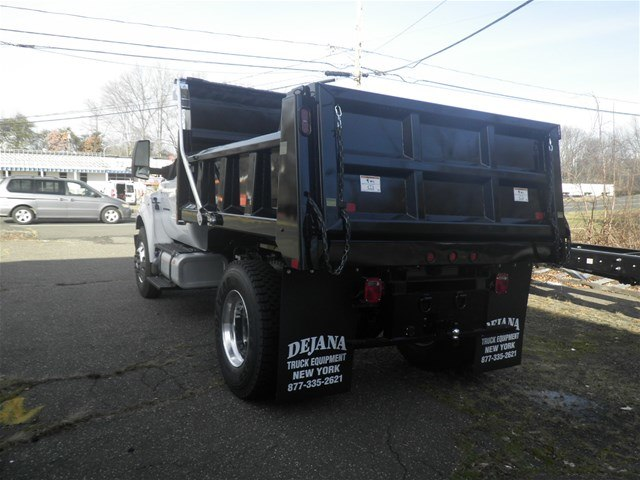 2019 F-650 Regular Cab DRW 4x2,  Rugby Dump Body #G5147 - photo 5
