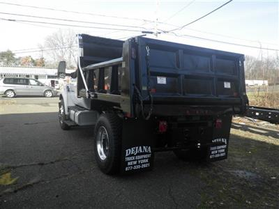 2019 F-650 Regular Cab DRW 4x2,  Rugby Titan Dump Body #G5147 - photo 5