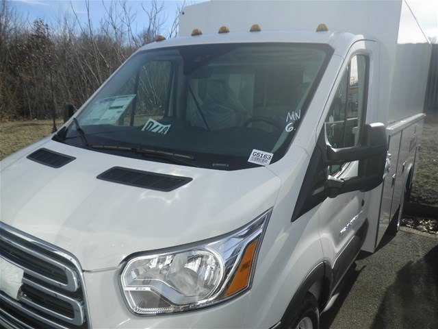 2018 Transit 350 HD DRW 4x2,  Reading Service Utility Van #G5163 - photo 15