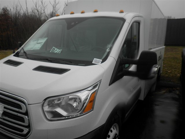 2018 Transit 350 HD DRW 4x2,  Reading Service Utility Van #G5163 - photo 3