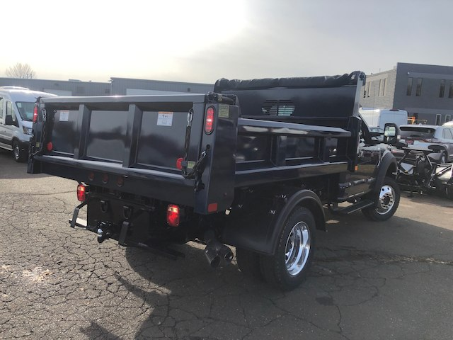 2019 F-550 Regular Cab DRW 4x4,  Rugby Dump Body #G5164 - photo 2