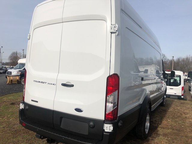 2019 Transit 350 HD High Roof DRW 4x2,  Empty Cargo Van #G5208 - photo 2